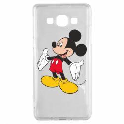 Чохол для Samsung A5 2015 Mickey Mouse
