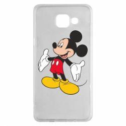 Чохол для Samsung A5 2016 Mickey Mouse