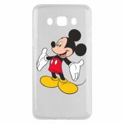 Чохол для Samsung J5 2016 Mickey Mouse