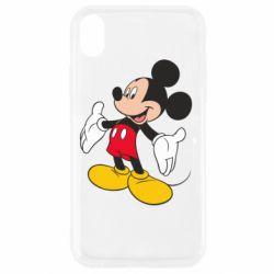 Чохол для iPhone XR Mickey Mouse