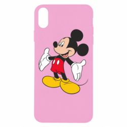 Чехол для iPhone Xs Max Mickey Mouse