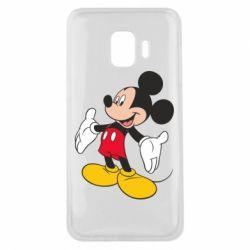 Чохол для Samsung J2 Core Mickey Mouse