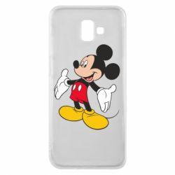 Чохол для Samsung J6 Plus 2018 Mickey Mouse