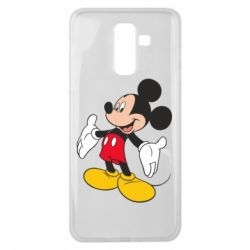 Чохол для Samsung J8 2018 Mickey Mouse