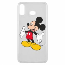 Чохол для Samsung A6s Mickey Mouse