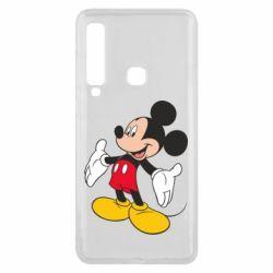 Чохол для Samsung A9 2018 Mickey Mouse