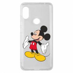 Чохол для Xiaomi Redmi Note Pro 6 Mickey Mouse