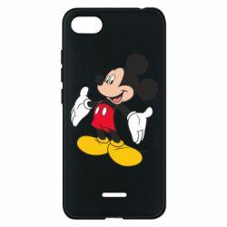 Чехол для Xiaomi Redmi 6A Mickey Mouse