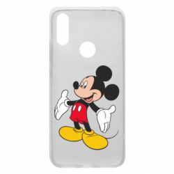 Чехол для Xiaomi Redmi 7 Mickey Mouse