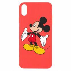 Чохол для iPhone X/Xs Mickey Mouse