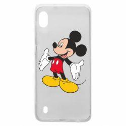 Чохол для Samsung A10 Mickey Mouse