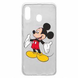 Чохол для Samsung A30 Mickey Mouse