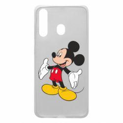 Чохол для Samsung A60 Mickey Mouse