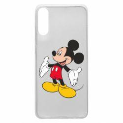 Чохол для Samsung A70 Mickey Mouse