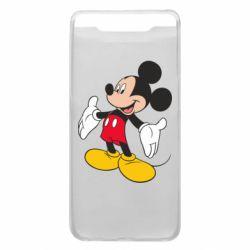 Чохол для Samsung A80 Mickey Mouse