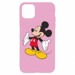 Чохол для iPhone 11 Mickey Mouse