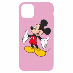 Чехол для iPhone 11 Pro Max Mickey Mouse