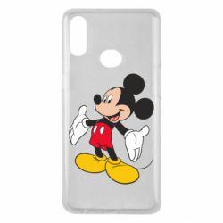 Чохол для Samsung A10s Mickey Mouse