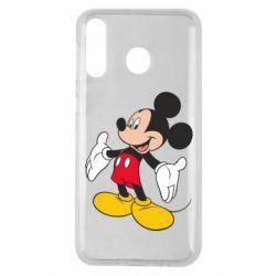 Чохол для Samsung M30 Mickey Mouse
