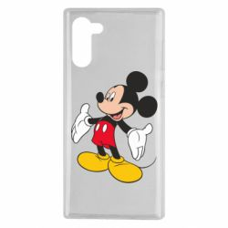 Чехол для Samsung Note 10 Mickey Mouse