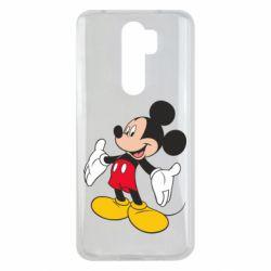 Чохол для Xiaomi Redmi Note 8 Pro Mickey Mouse
