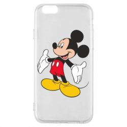 Чохол для iPhone 6/6S Mickey Mouse