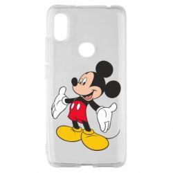 Чохол для Xiaomi Redmi S2 Mickey Mouse