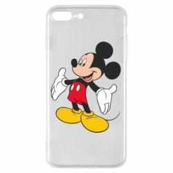Чохол для iPhone 7 Plus Mickey Mouse