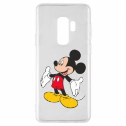 Чохол для Samsung S9+ Mickey Mouse