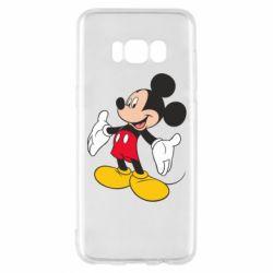 Чохол для Samsung S8 Mickey Mouse