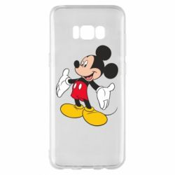 Чохол для Samsung S8+ Mickey Mouse