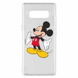 Чехол для Samsung Note 8 Mickey Mouse