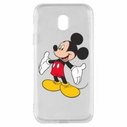 Чохол для Samsung J3 2017 Mickey Mouse