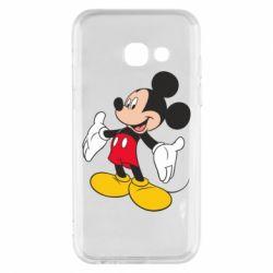 Чохол для Samsung A3 2017 Mickey Mouse