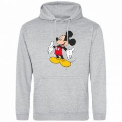 Мужская толстовка Mickey Mouse - FatLine