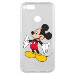 Чохол для Xiaomi Mi A1 Mickey Mouse