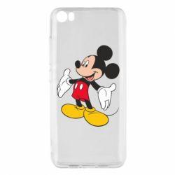 Чохол для Xiaomi Mi5/Mi5 Pro Mickey Mouse