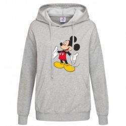 Женская толстовка Mickey Mouse - FatLine