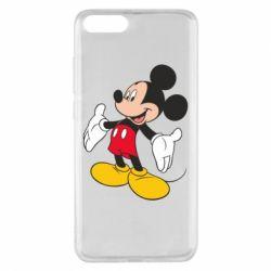Чохол для Xiaomi Mi Note 3 Mickey Mouse