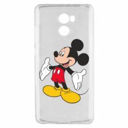 Чохол для Xiaomi Redmi 4 Mickey Mouse