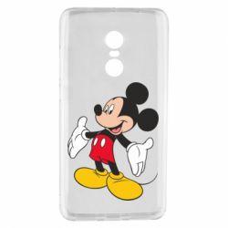Чохол для Xiaomi Redmi Note 4 Mickey Mouse