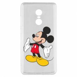 Чохол для Xiaomi Redmi Note 4x Mickey Mouse