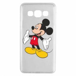 Чохол для Samsung A3 2015 Mickey Mouse