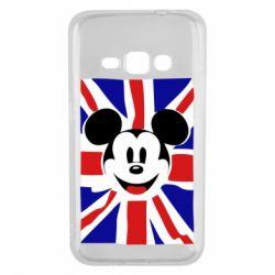 Чехол для Samsung J1 2016 Mickey Swag