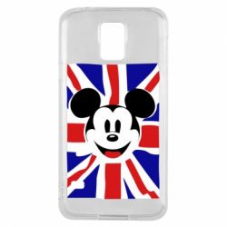 Чохол для Samsung S5 Mickey Swag