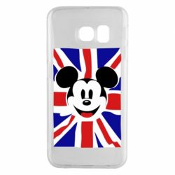 Чохол для Samsung S6 EDGE Mickey Swag