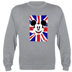Реглан (свитшот) Mickey Swag - FatLine