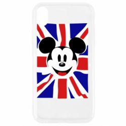 Чехол для iPhone XR Mickey Swag