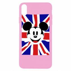 Чехол для iPhone Xs Max Mickey Swag