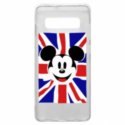 Чохол для Samsung S10+ Mickey Swag
